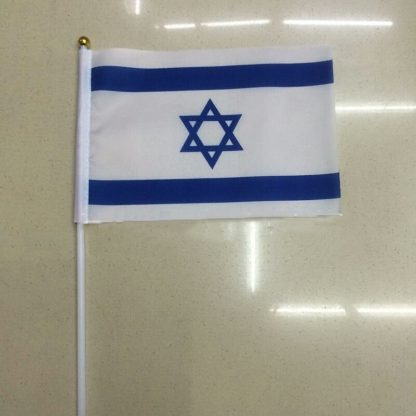 Vlaggetje van Israël